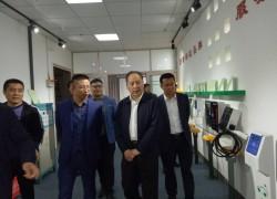 欢迎洛阳经济开发区领导莅临郑州昌原电子视察指导工作
