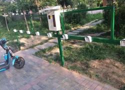 郑州小区微信扫码智能充电站批发代理