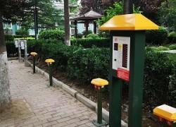 老小区旧貌换新颜,微信扫码充电站进社区受居民点赞