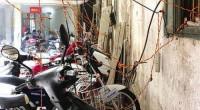 小区不让私拉电线如何给电动车充电?