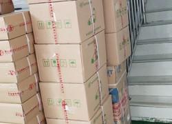 郑州昌原挂式新能源汽车充电桩发货5.8