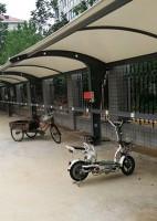 郑州昌原电瓶车智能充电站安装案例